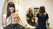 Our stylists are trained and educated in the latest and most innovative techniques.